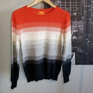 Joe Fresh ombre sweater